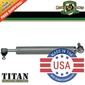 1749201m91 New Massey Ferguson Tractor Power Steering Cylinder 230 245