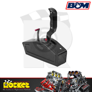 B M Stealth Pro Ratchet Shifter Gm 3 4 Speed Trans Ford Chrys Bm81120