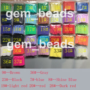 36 Packs 37 Colors Choose new Dental Orthodontic Ligature Ties 1040pcs pack Fda