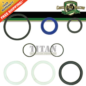 1749798early New Massey Ferguson Power Steering Cylinder Seal Kit 230 245
