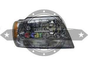 Jeep Grand Cherokee Wj Wg 6 1999 2004 Headlight Right Hand Side