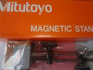 New Mitutoyo 7010s 10 Magnetic Stands For Dial Test Indicators spk1