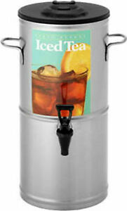 5 Gallon Tea Dispenser Compares To Bloomfield 8802 Bunn Tds 5