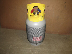 New Refrigerant Recovery Reclaim Cylinder Tank 30 Pound