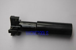 Dia 50mm X 22mm Slot Indexable T slot Mill Cutter For Ccmt120408