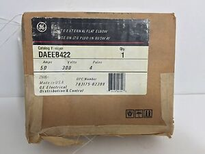 New Ge General Electric External Flat Elbow Daeeb422