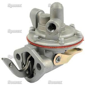 Fuel Lift Pump For Massey ferguson Tractor Mf 165 255 285 298 698 1080 1085 540