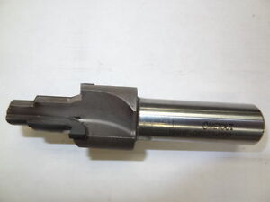 Metcut Carbide Tipped Coolant Thru Hydraulic Port Contour Cutter 199hf 08023 000