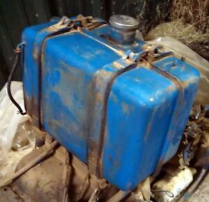 Ford 1600 Tractor Gas Fuel Tank