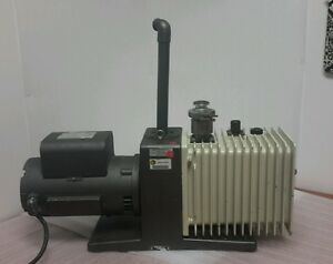 Cit alcatel Zm1030 Vacuum Pump W Franklin 1hp Motor 1201080401 Sale 299