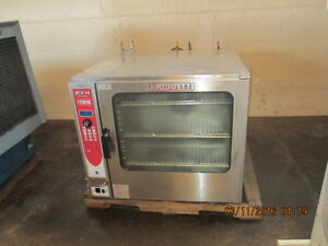 Blodgett Bcx 14 Gas Single Combi Combination Oven Steamer Clean