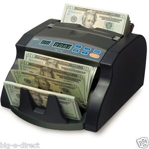 New Royal Sovereign Business Bill Money Currency Cash Counter Sorting Machine