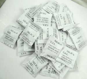 Wholesale 1g Packets Of Silica Gel Sachets Desiccant Pouches