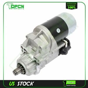 Starter For Pickup Truck 5 9l Cummins Diesel 1994 02 For Dodge Ram 3500 Snd0038