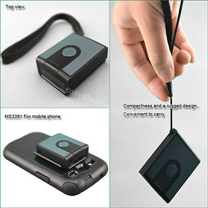 Mini Ms3391 h Portable Data Collector 1d Barcode Scanner Ccd For Android