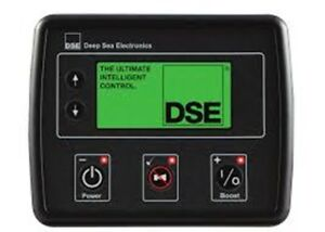 Dse Deep Sea Electronics Dse2541 Remote Battery Charger Display Module Dsepower