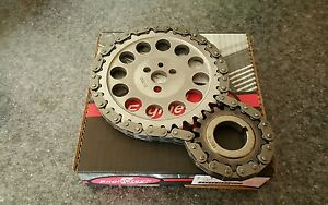 Sb Chevy Sbc 350 85 96 5 7l Timing Chain Set 3 Piece Chain And Gears 405