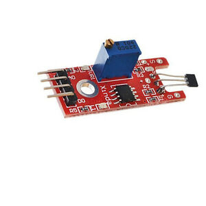 1pcs New Hall Magnetic Standard Linear Module For Arduino Avr Pic