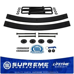Add A Leaf Pack For 1999 2018 Toyota Tundra 2 Rear Suspension Lift Kit 2wd 4wd