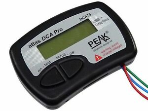 Peak Atlas Dca75 Pro Advanced Semiconductor Analyser From Japan New