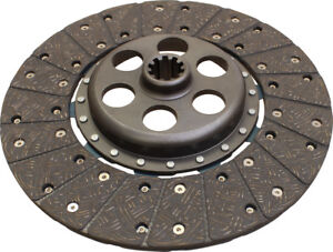 516068m93 Woven Clutch Disc For Massey Ferguson 30 35 65 165 175 180 Tractors