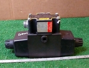 1 Used Parker D3w11cnyc56 Hydraulic Directional Valve make Offer