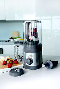 Powerful High Performance Pro Commercial Fruit Juicer Vegetables Mixer healthy