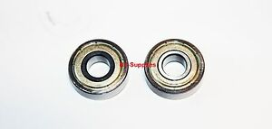 Roller Bearings For Heidelberg Windmill Printing Press 10mm Id Size Pair