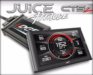Edge Juice W Attitude Cts2 31501 Fits 01 02 Dodge 5 9 Cummins Diesel