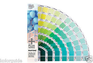 Pantone Color Bridge Guide Coated Gg6103n Last Edition