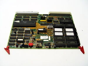 Perkin Elmer Atomic Absorption 5100 Cpu Card N066 9254