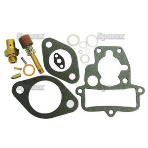 Carburetor Kit Replaces G064 3233 990 Go64323399 Mitsubishi Satoh S650g Bison