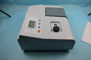 Vis Visible Spectrophotometer Photometer With Computer printer Connector722 110v