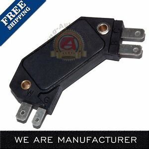 Gm Hei 4 Pin Ignition Module 1974 1988 Chevy Pontiac Olds Buick Lx301 D1906ht