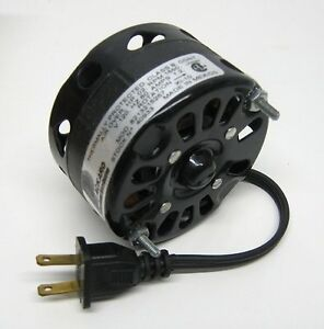 Vent Fan Motor 3 3in Diameter Nutone Broan Bathroom Exhaust Ventilation Part