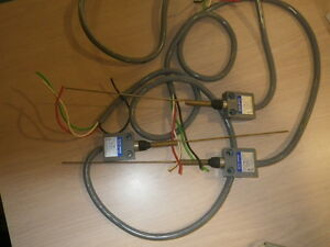 Lot Of Three New Honeywell 914ce20 3 Micro Limit Switch With 3 Ft Cable