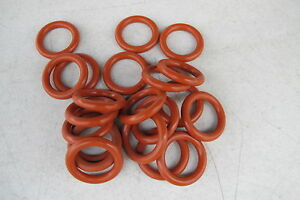 Engine Oil Pump Return Tube O Ring 99970146540 Porsche 1965 1998 Lot Of 20 Pcs