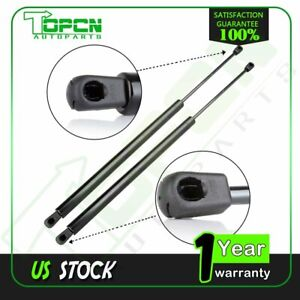 2 Rear Liftgate Tailgate Lift Supports Shocks Fits 2004 10 Toyota Sienna