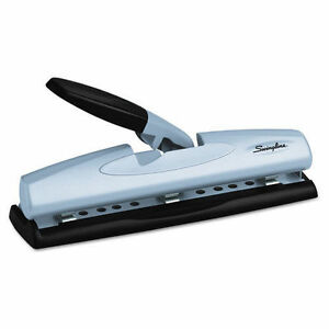 Swingline Light Touch High Capacity Desktop 2 3 Hole Punch 7074030e