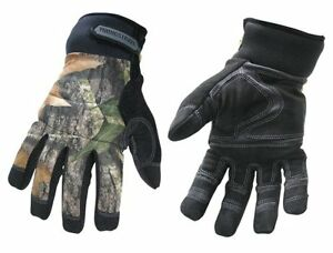 Youngstown Glove 05 3470 99 xxl Camo Waterproof Winter Gloves Xxlarge Mossy Oa