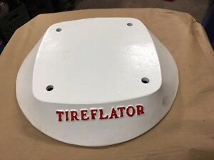 Eco Air Meter Base For Stable Mounting A Pedestal Model 98 Unpainted