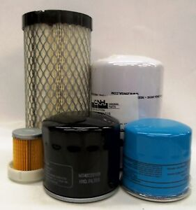 New Holland Boomer 20 Boomer 24 Boomer 25 Compact Tractor Filter Service Kit