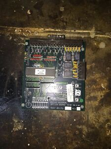 Keri Systems Sb 293 Expansion Board For Pxl250 Tiger