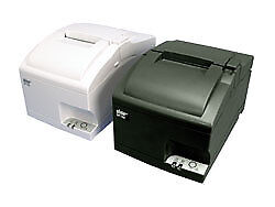Star Micronics Sp742ml Gry Us R Impact Friction Printer Cutter Ethernet G