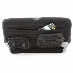 Smittybilt Gear Molle Rear Seat Cover And Pouches For 1997 2002 Jeep Wrangler Tj