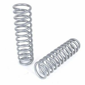 Rubicon Express Front Coil Springs 7 5 Lift 1984 2001 Jeep Cherokee Xj Re1358