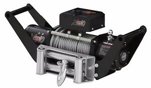 Smittybilt Winch Cradle Fairlead Mount For 2 Standard Receiver Hitches 2811