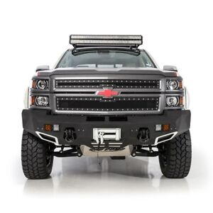 Smittybilt Front D ring Bumper Led Lights For 2014 2015 Chevy Silverado 1500