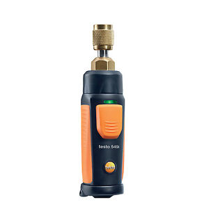Testo 549i Wireless Refrigeration Pressure Probe For Smart Probes App