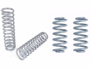 Rubicon Express Front Rear Coil Springs 5 5 Lift For 1997 2006 Jeep Wrangler